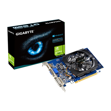 Placa de Vídeo Geforce GT630 1GB DDR3 64Bit GV-N630D3-1GI - Gigabyte