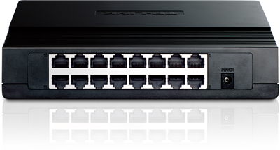 Switch 16 Portas TL-SF1016D 10/100 - Tplink