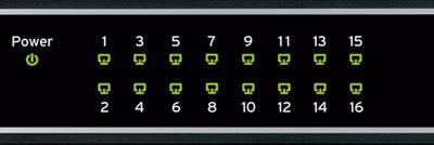 Switch 16 Portas TL-SF1016D 10/100 - Tplink