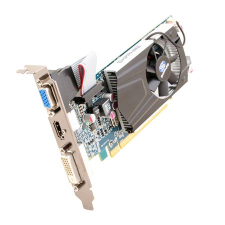 Placa de Vídeo ATI HD6570 2GB DDR3 128Bits 324L 11191-02-20G - Sapphire