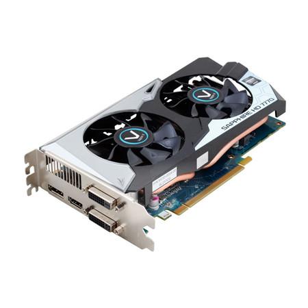 Placa de Vídeo ATI HD7770 1GB Vapor X DDR5 128Bits 11201-05-20G - Sapphire