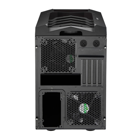 Gabinete Micro ATX Xpredator Cube Black EN52827 - Aerocool