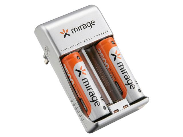 Carregador Mirage RM02 2X AA 2500Mah CB048 - Multilaser