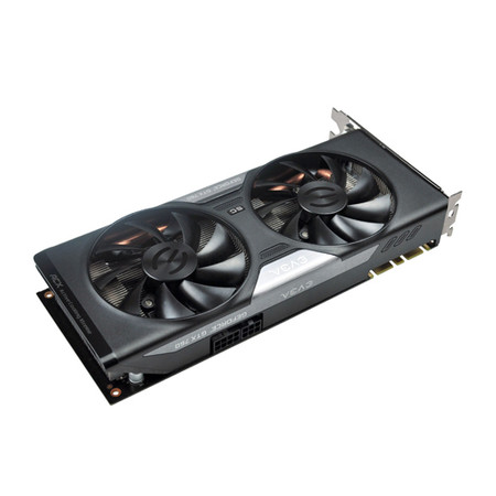 Placa de Vídeo GeForce GTX760 2GB DDR5 SC 256Bits 02G-P4-2765KT - EVGA