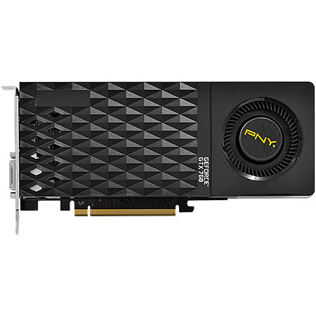 Placa de Vídeo GeForce GTX760 2GB DDR5 256Bits VCGGTX7602XPB-PORT - PNY