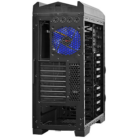 Gabinete Full Tower Gamer Dragon C/Led Azul 21494 - Pcyes