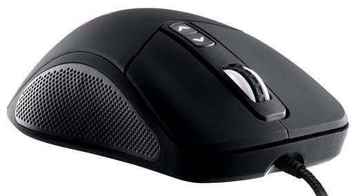 Mouse Gamer USB CM Storm Mizar Preto SGM-4005-KLLW1 - CoolerMaster