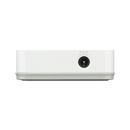 Switch DES-1008A 8 Portas Fast Ethernet Biv - D-Link