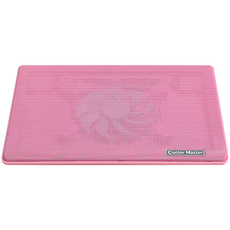 Base Para Notebook R9-NBC-I1HP-AD Notepal NP I100 X Fan 140MM Rosa - CoolerMaster