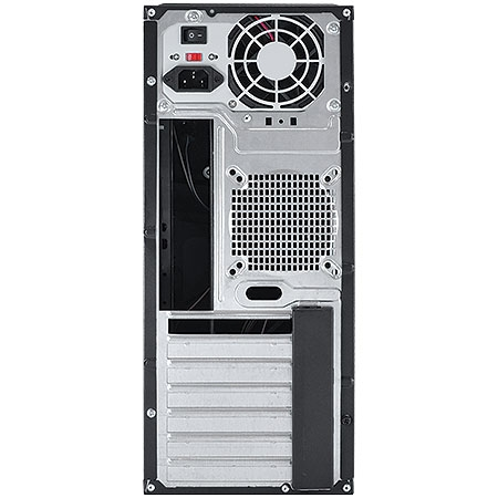 Gabinete ATX VG-00 com Fonte 200W Preto 22022 - Vinik