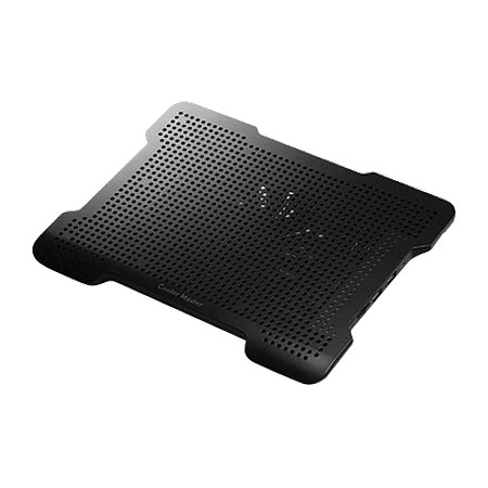Base para Notebook X-Slim II Preta 1 Fan 200mm R9-NBC-XS2K-GP - Coolermaster