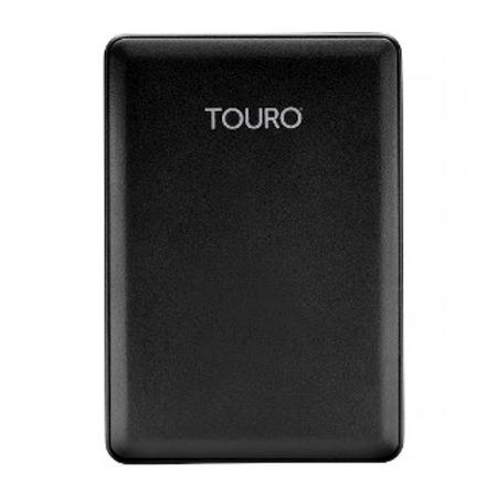 HD Externo 1TB Touro Portátil USB 3.0 Preto HTOLMU3LA10001ABB (0S03804) - Hitachi