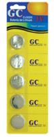 Bateria de Lithium CR2016 Botão 3V (unidade) - G.C