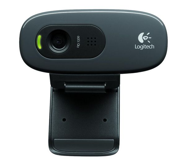 Webcam HD C270 960-000947 - Logitech