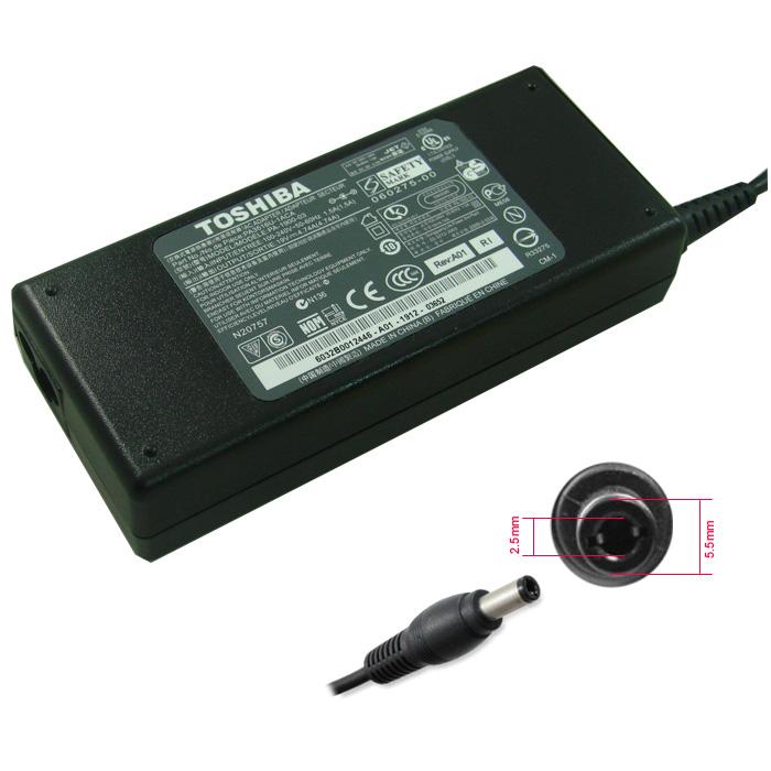 Fonte para Notebook Toshiba 19V 4.74A FT40 - OEM
