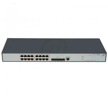 Switch HPN JE005A - 16 Portas + 4 portas SFP - Gigabit 10/100/1000 - Gerenciavel - HPN V1910-16G