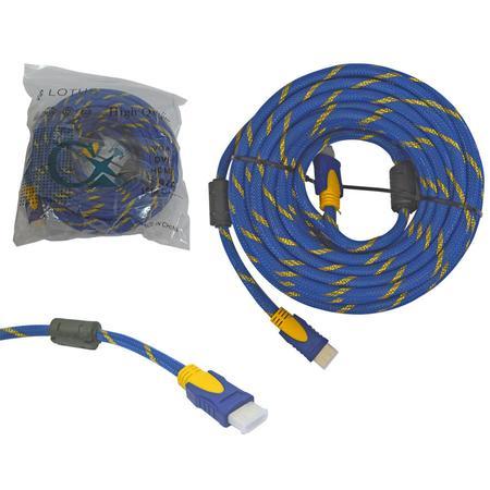 Cabo HDMI 15 Metros Com Filtro CB0079 - Lotus
