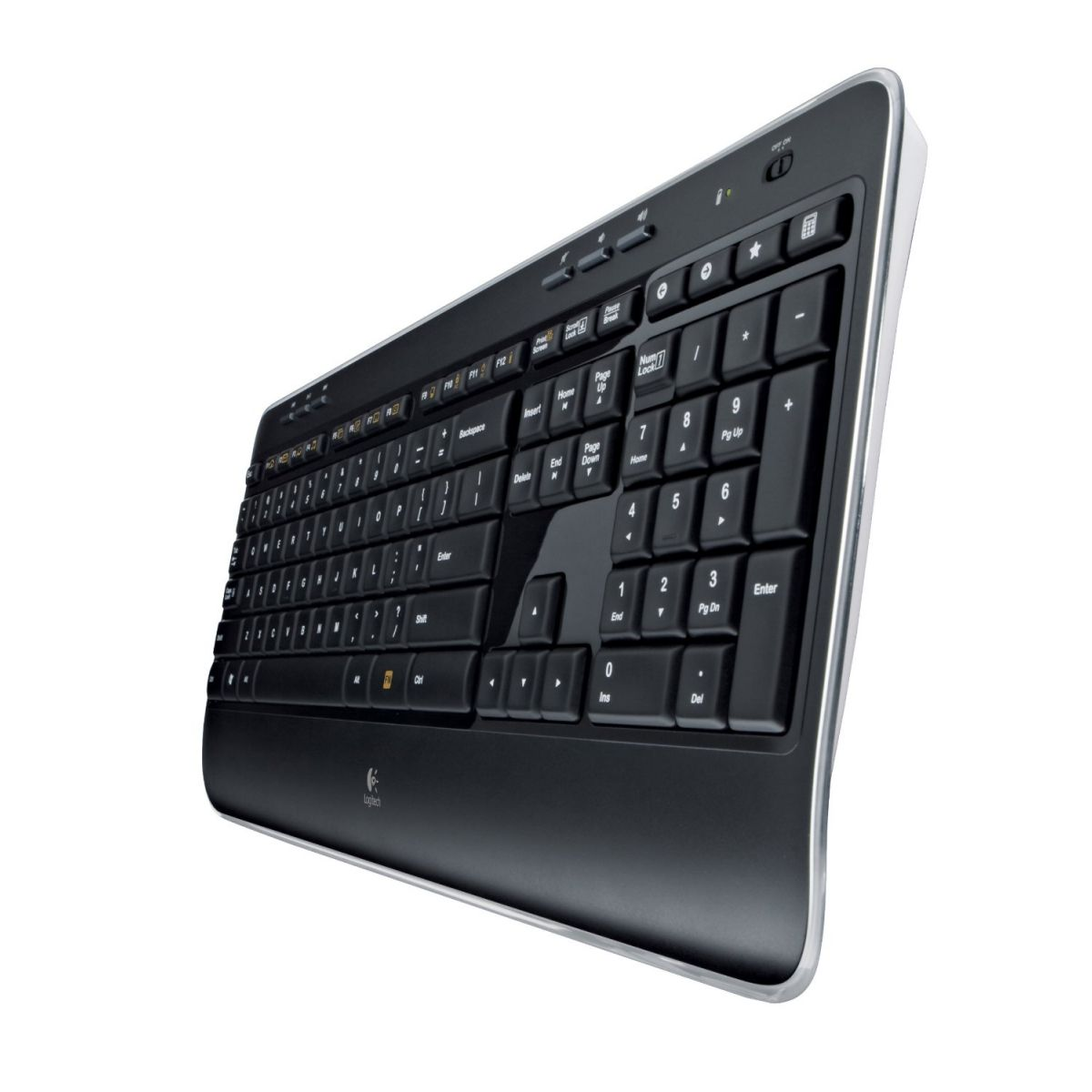 Teclado e Mouse Wireless Combo MK520 920-002594 - Logitech
