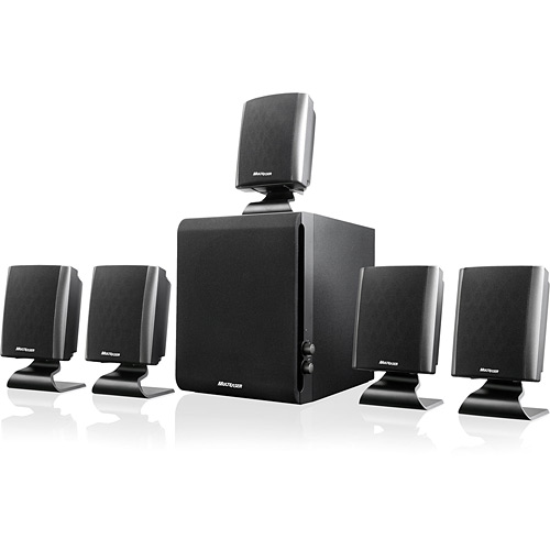 Home Theater 5.1 60W RMS SP088 - Multilaser