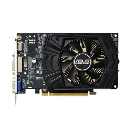 Placa de Vídeo Geforce GTX750 1GB DDR5 128Bits GTX750-PHOC-1GD5 - Asus