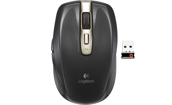 Mouse Anywhere MX Laser Wireless 910-003259 - Logitech