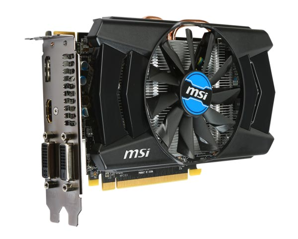 Placa de Vídeo R7 265 2GB GDDR5 256Bits Overclock Edition 912-V305-017 - MSI