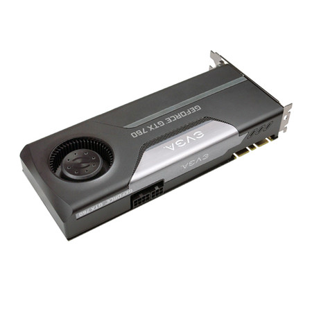 Placa de Vídeo Geforce GTX760 2GB DDR5 SuperClocked 256Bits 02G-P4-2762-KT - EVGA