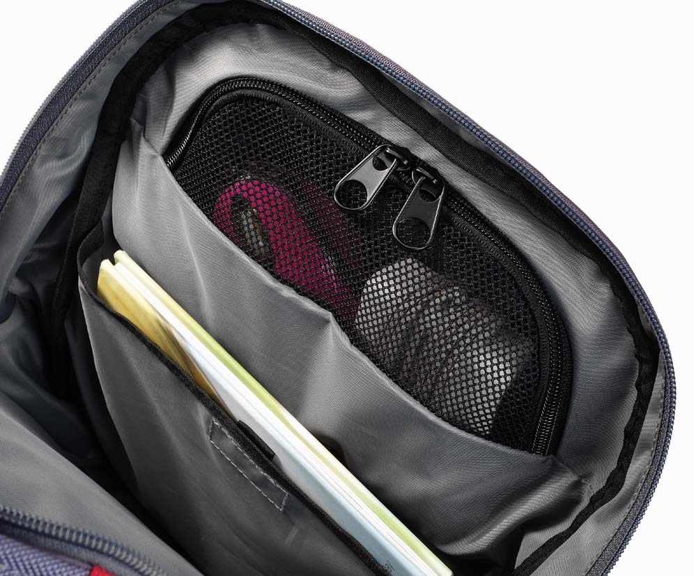 Mochila para Notebook 15.6 em poliester PON375RD - Sumdex