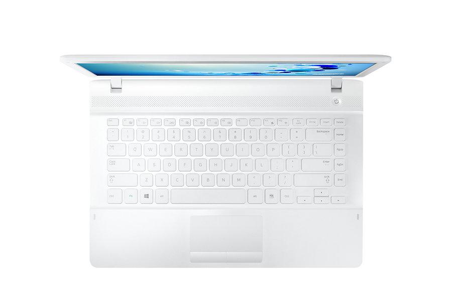 Notebook ATIV Book 2 Intel Core i3 4GB 500GB LED 14 Branco Windows 8 270E4E-KDA - Samsung