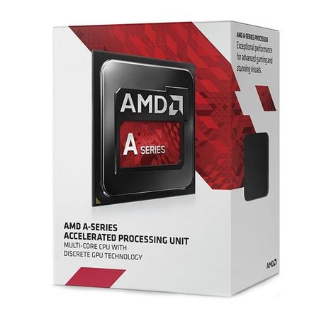 Processador FM2+ AMD A10 7800 3.9Ghz Max Turbo 4MB Cache AD7800YBJABOX