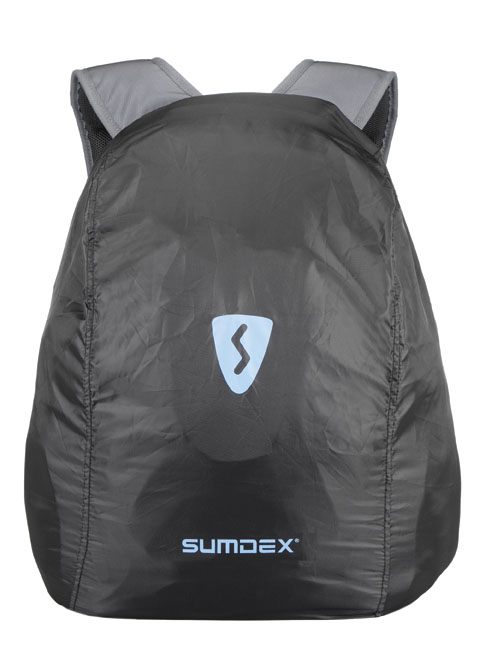 Mochila Notebook 15.6 Full Speed Backpack Azul c/ Capa de Chuva PON364BU - Sumdex