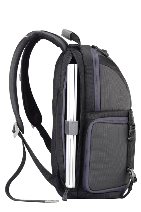 Mochila para Câmera DSLR / Notebook 14.1 Preta NJC486BK - Sumdex