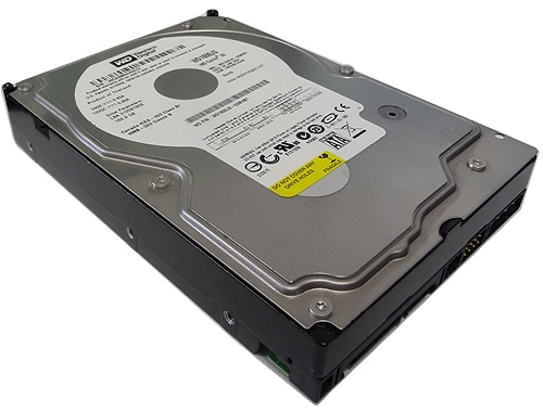 Hard Disk 160GB sata 7200RPM 8MB WD1600JS - Western Digital