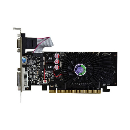 Placa de Vídeo Geforce GT630 1GB DDR3 128Bits VGA-630-C1-1024 - Point Of View