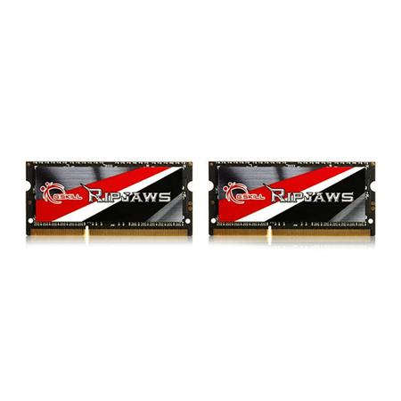 Memória Ripjaws 8GB (2x4GB) DDR3 1600MHz para Notebook F3-1600C11D-8GRSL - G.Skill