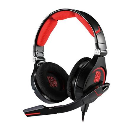 Headset TT eSports Cronos HT-CRO008ECBL Preto - Thermaltake