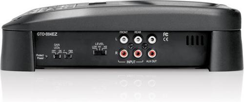 Amplificador GTO-804EZ 4 Canais 940W - JBL