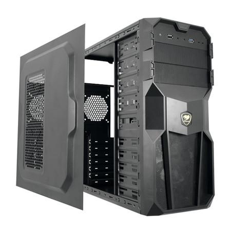 Gabinete ATX MX200 Preto USB 3.0 - Cougar