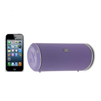 Caixa de Som Portátil Flip Bluetooth 10W RMS Lavanda JBLFLIPLAVENDEREU - JBL