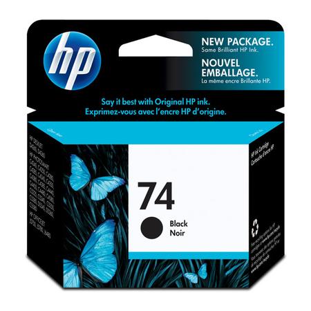 Cartucho HP74 Preto CB335WB Deskjet - HP