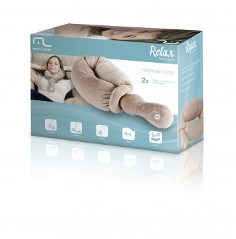 Relax Massageador HC001 - Multilaser