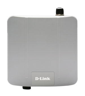 Access Point Wireless Externo 105G DAP 3220 BR - D-Link