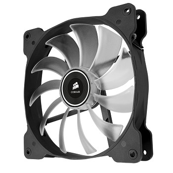 Cooler AIR Series AF120 Quiet Edition LED Azul 120mm CO-9050015-LED - Corsair