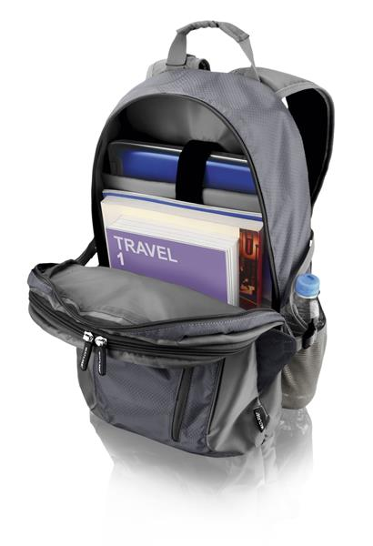 Mochila para Notebook 15.6 Jacquard Cinza BO203 - Multilaser