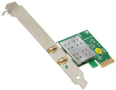 Placa de Rede PCI Express 300Mbps 2 Antenas 5DBI Destacavel ENEWI-2XN45 - Encore