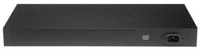 Switch 24 Portas 10/100Mbps + 2 Portas Gigabit e 2 Slots Combo 1000Base DES-3028 - D-Link