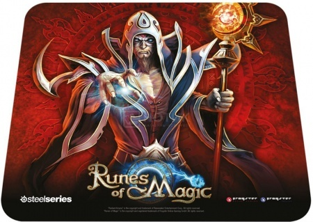 Mouse Pad QcK LE Runes of Magic 67225 - SteelSeries