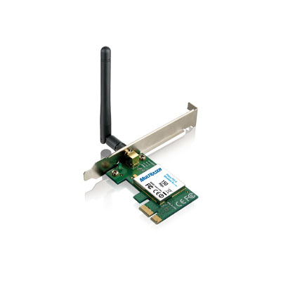 Placa de Rede PCI-Express Wireless 150Mbps RE029 - Multilaser