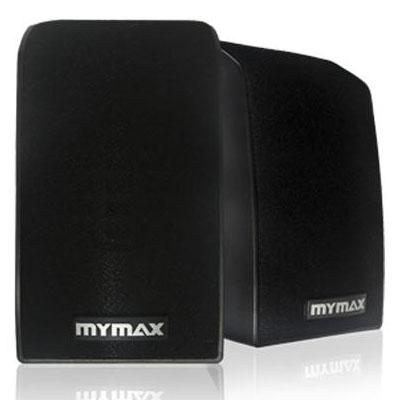 Caixa de Som USB 3W Rms Preto PCS001/BK - Mymax