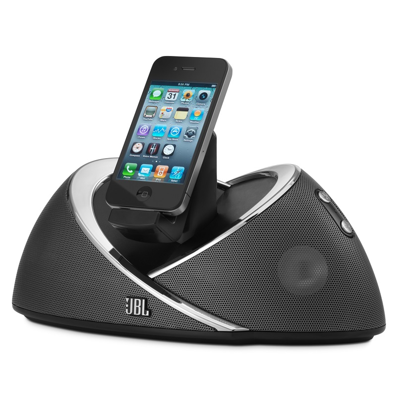 Dock Station On Beat (Ipad, Iphone, Ipod) Preto JBLONBEATBLKAM - JBL